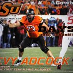 RT @CoachGundy: 73 days until the @TexasKickoff classic.  #BeACowboy http://t.co/1eDPLLWkhO