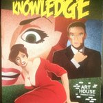 Final dress rehearsal tonight! FONT OF KNOWLEDGE opens at @njarthouse tomorrow - Murder! Fonts! Espionage! http://t.co/PNJXW1lLWw