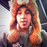 RT @luke_brooks: Bear beanie!! http://t.co/JugrPir9cV