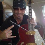 RT @bretmichaels: On the jet headed to Abilene, #Texas and #Louisiana. Here I come #RoadDogNation #RockMyRV http://t.co/Ll1S5vnauO