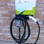 The 1 #ElectricCarChargingStation in #Stratford has been installed @The_Parlour Check out our @SunCountryHwy charger http://t.co/ZOara4jUB9