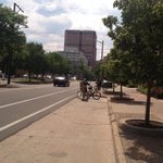 Good. RT @douglasjbrown: Cyclists galore getting tickets in Denver today for running red lights. http://t.co/giRNCxzVC2