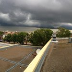The view from the roof of our building right now: http://t.co/YLPVY5rsEb