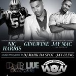 Tonight we turn it up w/ @Ginuwine @NicHarris5 @ComedianJayMac plus special guests! #WowTru #RnBLive @RnB_Live http://t.co/i281QMF8Dg