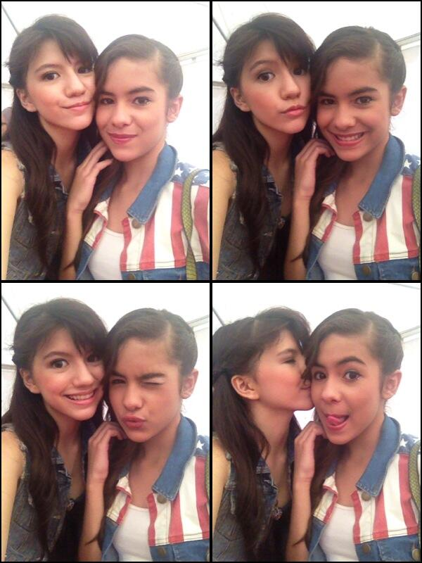 Cassandra sheryl lee (@cassandrasleee): With my sistah steppy @steffizmr15 ❤