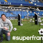 """@adidasUK: Its Frank Lampards birthday today! Happy Birthday #superfrank! http://t.co/DcvbKv5kGw"""