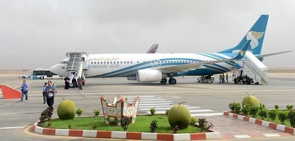 Oman Air - Salalah-Jeddah direct flights launched http://t.co/1MBG67ShVz