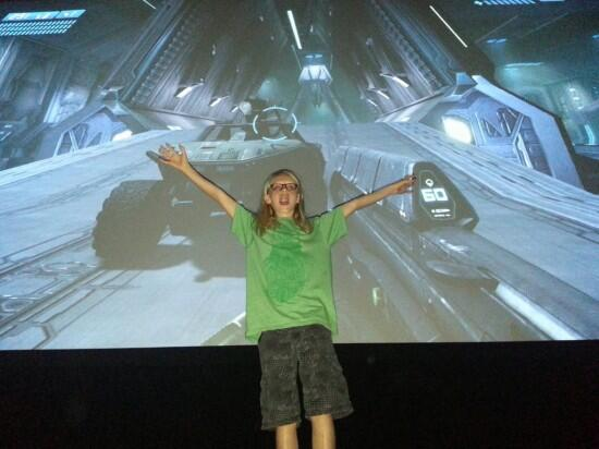 A dad rents out a movie theater so his son can play video games for his birthday. http://t.co/6I2Yo6knIn http://t.co/YUq1k90ex7