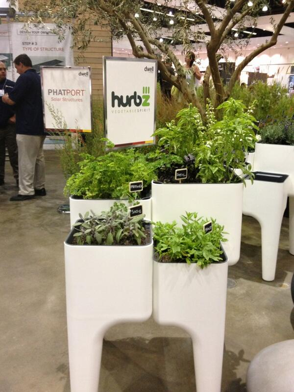 Creative alternative to traditional garden beds from Hurbz. #dwellondesign http://t.co/IHSidCCdlZ