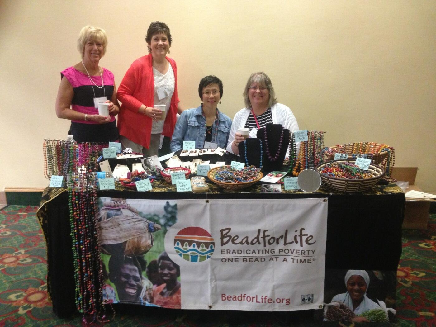 RT @DineforWomen: @BeadforLife is one of the many marketplace vendors awaiting the release of the first session. #DFW10Year http://t.co/5bQ3HLn9sK