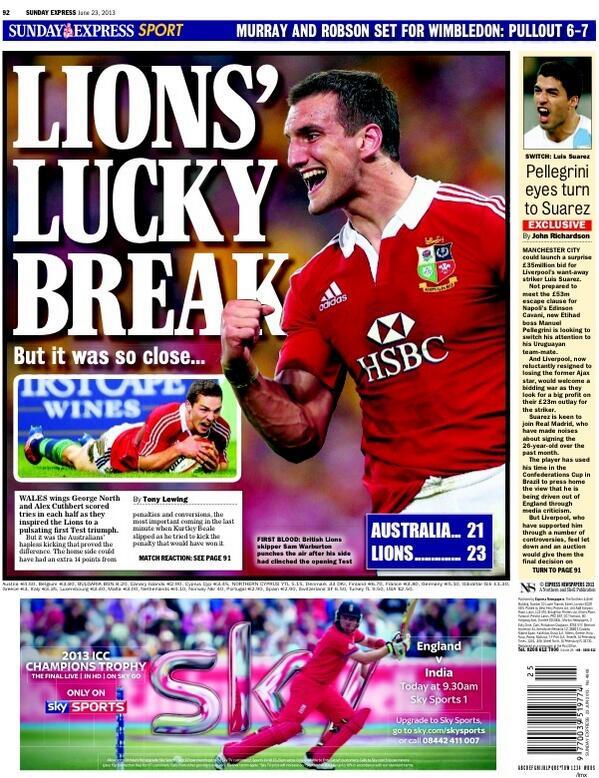 BNZKZSMCEAAwHpa Manchester City target Liverpool striker Luis Suarez for £40m [Star & Express]