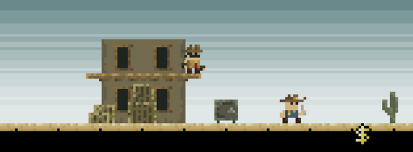 Concept for some simple stealth bandit action, maybe for #1GAM #screenshotsaturday http://t.co/dXA6b8UafO