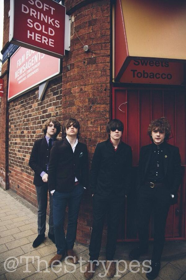 I love The Strypes ♡  My follower is power of me. http://t.co/VmClnOvDJg