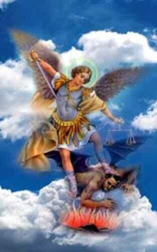 San Miguel Arcángel Protege A Mi Hermosa Venezuela De Todo Mal Y Peligro!!! http://t.co/4LkNKlNl5A