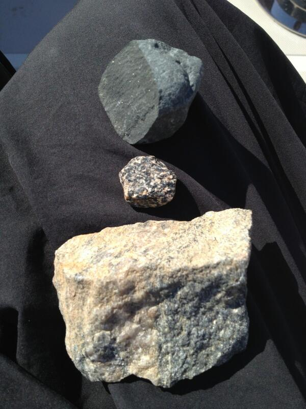 MY WIFE IS THE BEST BECAUSE SHE ONLY WANTS ROCKS FROM WHEREVER I AM.  HERE ARE THE NORWEGIAN ROCKS FOR @vckbee http://t.co/YZr83xJmcx