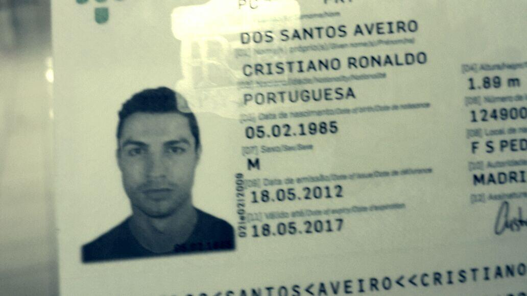 ¿Cuánto mide Cristiano Ronaldo? - Altura y peso - Real height BNpNr60CAAAb-S4