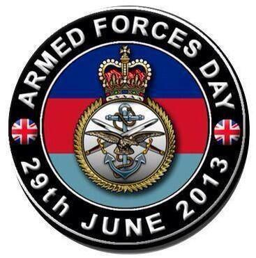 RT @poppypride1: ARMED FORCES DAY 29TH JUNE 2013 How many retweets can we get to show our support ? Please rt all http://t.co/SRuiHTmPb6