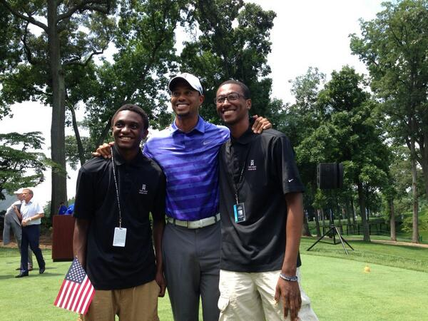 So good to see @twfoundation scholars Elmu and Marcus today. They are what it's all about. http://t.co/j5hSgaLQvs
