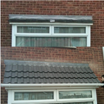 old leaking flat bay window roof transformed into a tiled lean-to roof #KPRS http://t.co/nrNHhTEV2H http://t.co/xkqdTCZlcp