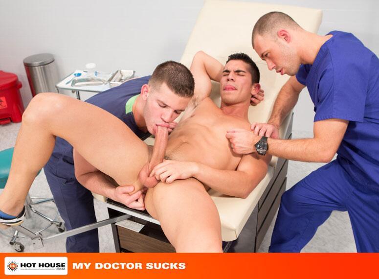 Геи у врача фото