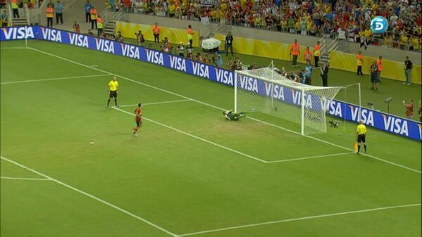 El penalti de Sergio. http://t.co/TVwL86O6Y3