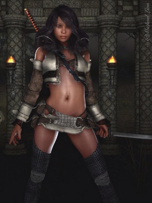 Warrior http://t.co/q7n15PkO9N