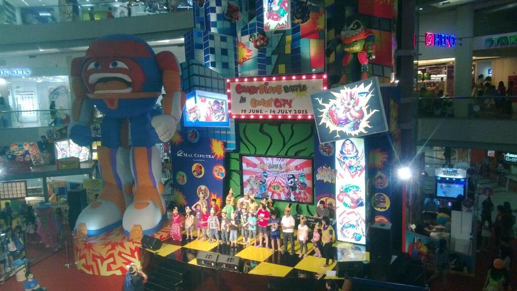 Citraland Mall di Mall Citraland Grogol