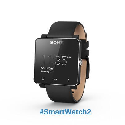 Time to get smarter. #SmartWatch2 http://t.co/NFzVyuCG8L