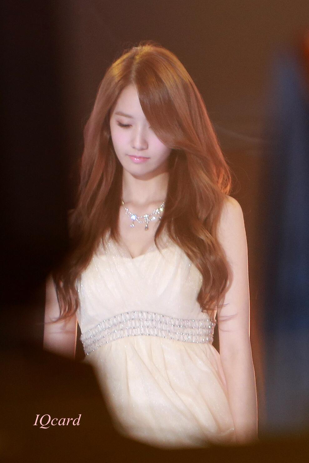 im sorry yoona , i love taeyeon. T.T you're too cute. RT @SMSNSDcom: [PIC] 130628 Yoona- KCMF by IQcard http://t.co/247EvPqtvk