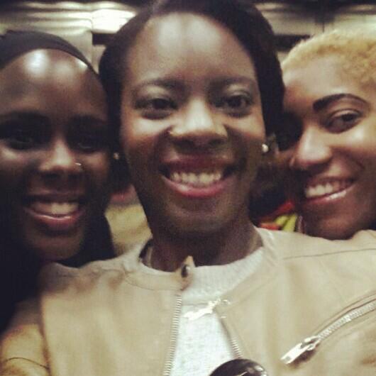 RT @AderaK: #3StarAfrica: Africa ladies represent http://t.co/E4RrQyNmMe