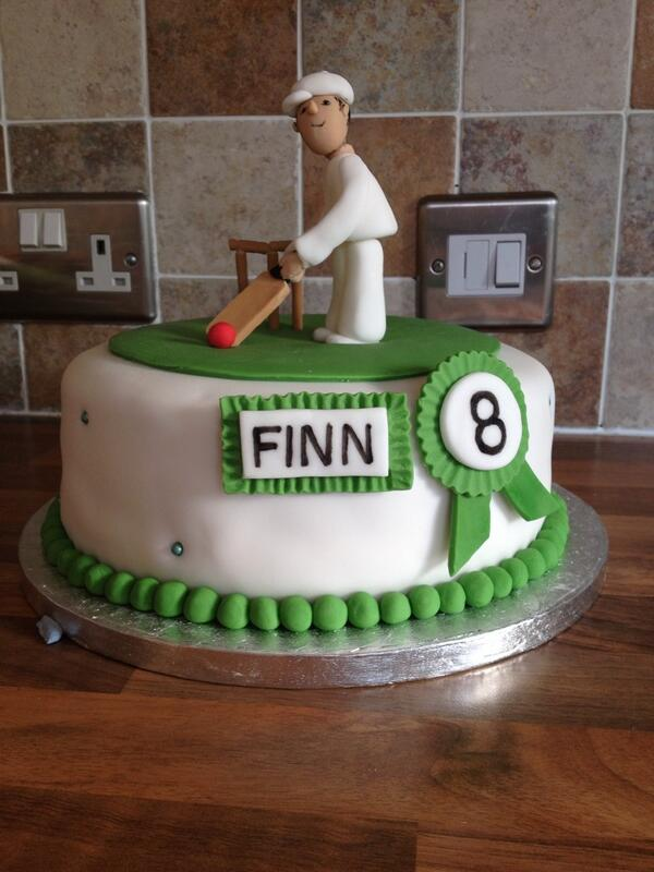 RT @cjdecorators: @joeroot05 can I have a rt for my son Finley who is 8 tomoz. Tonight he is having a cricket party with 18 friends http://t.co/hmpWYRqL5Y