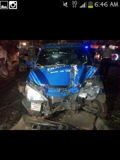 Mobil trans7 kecelakaan di HalimPerdanaKusuma 5/7/13 21:00 http://t.co/kFxfTDqkk3