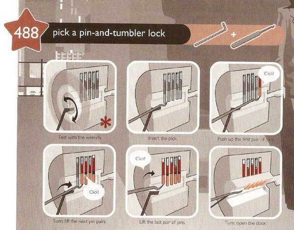 How to pick a lock: http://t.co/Ok16WSB4LC