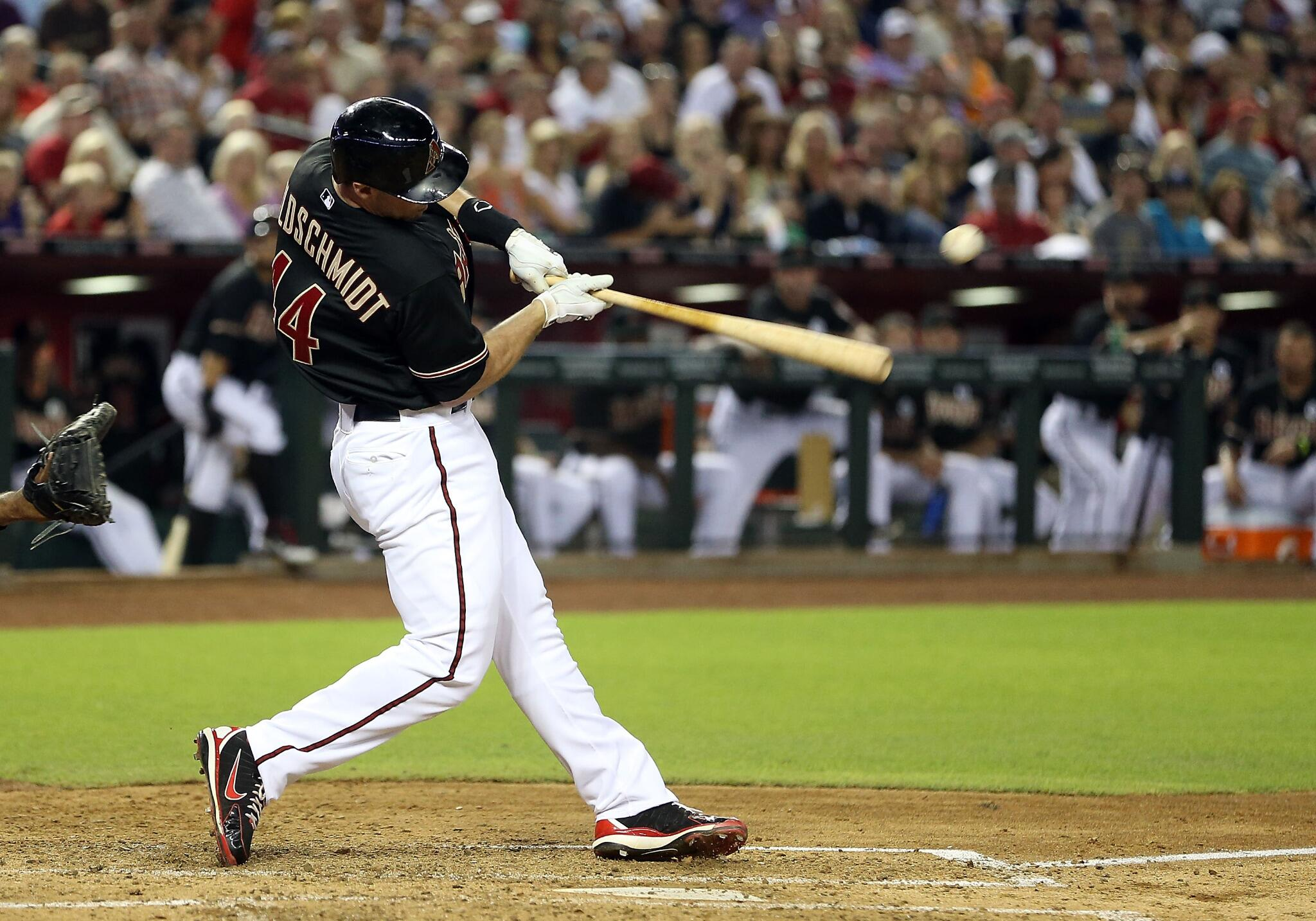 #Dbacks first baseman Paul Goldschmidt has been selected as a reserve for the 2013 NL All-Star team. #iBackGoldy http://t.co/hkgc0Nu4jY