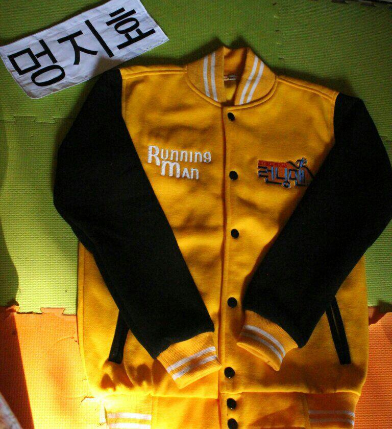 RT @ayaolshop: new Open PO Runningman Varsity,uk+wrna bebas.free nametag.pin bb:274EC05C.satuan 160K.reseller 130K http://t.co/vTu46T5ZID