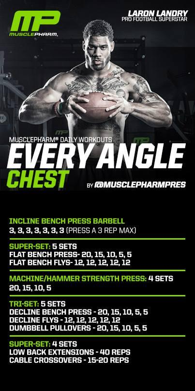 #ChestDay from @MusclepharmPres http://t.co/kLtr5cDgfS
