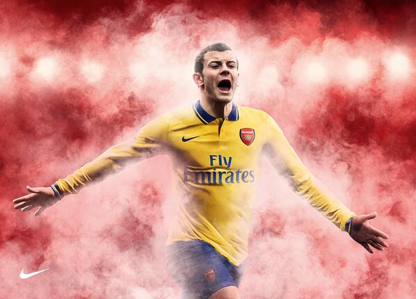 BOvYHGGCcAAu6qe In Pictures: Arsenal unveil their Invincibles inspired away kit at the Emirates