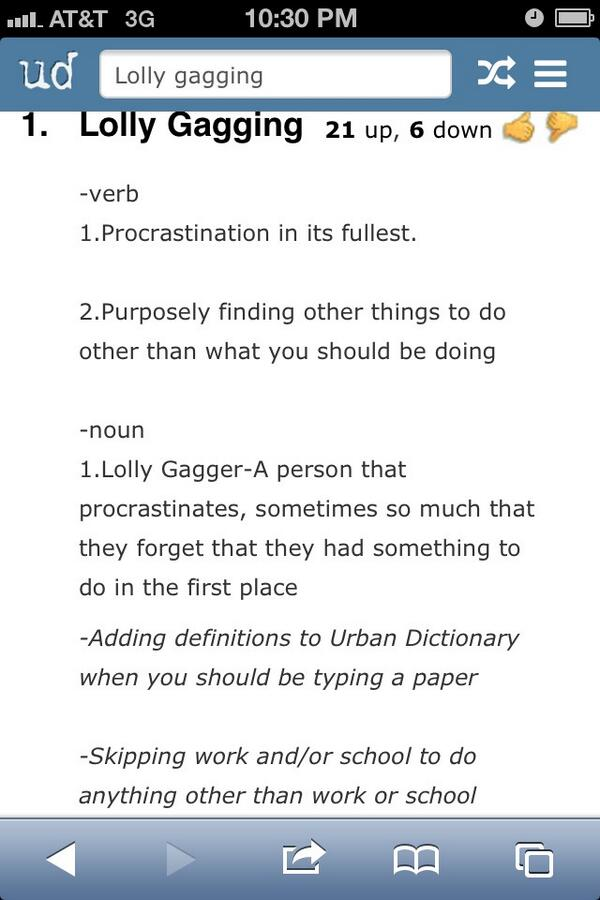 """""""@TheGabbyG23: @GroovyBruce The """"Urban"""" definition: http://t.co/QkGvF5G0wW""""  90% accurate."""