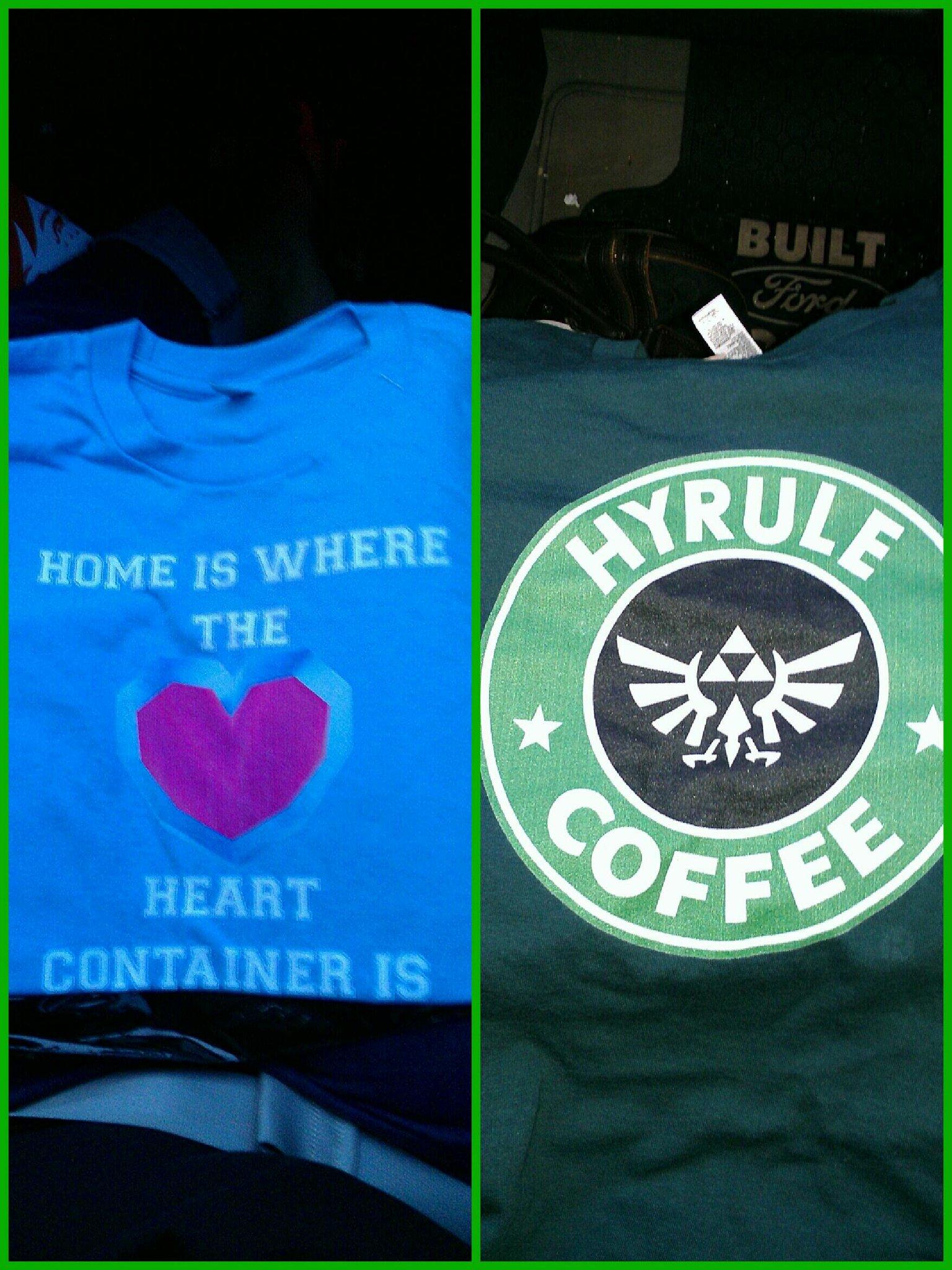 "RT @Jararenae: Best ""finals week"" gifts EVER! @ZeldaUniverse #Starbucks #LegendOfZelda #epic http://t.co/hs4c7Defzj"