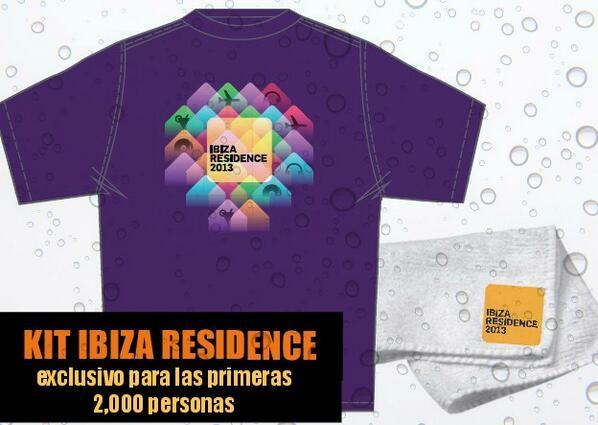 RT @EMPOTV: El tour #IbizaResidence2013 les tiene un Kit a las primeras 2,000 personas el día de mañana al llegar al pepsi center http://t.co/zY5bLfpodC