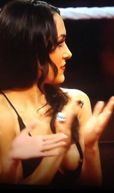 Guy_Speed : Did you miss the nip slip on WWE Raw last night? You did
