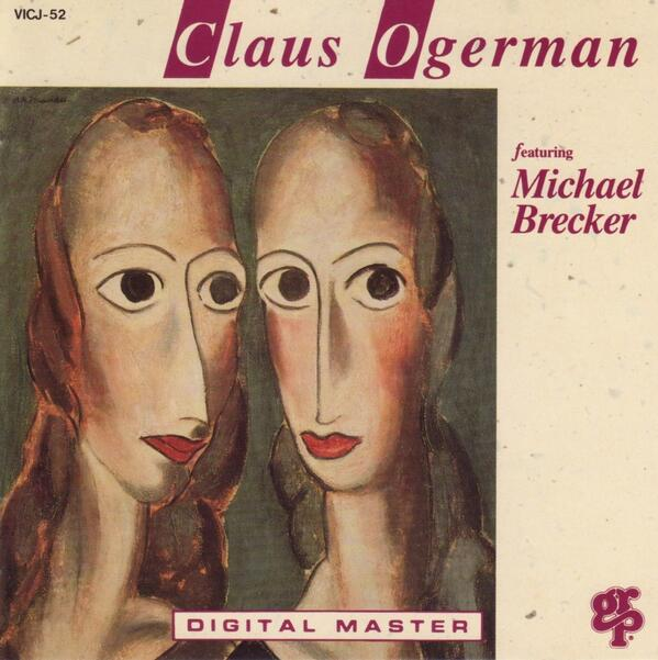 Claus Ogerman  featuring Michael Brecker
