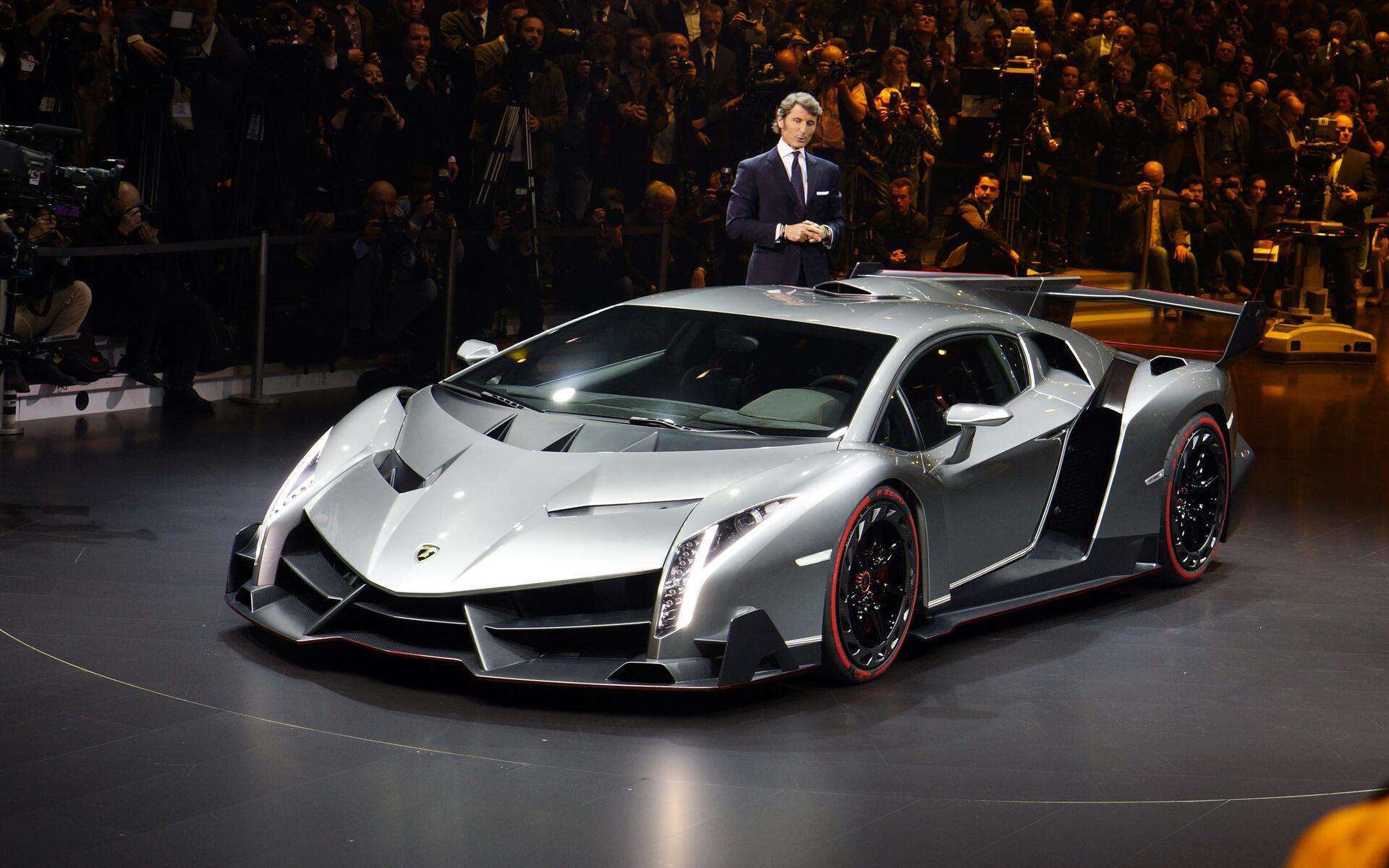 Lamborghini Veneno. Evolución del Aventador llevado al límite. http://t.co/9jGuOsvdlo