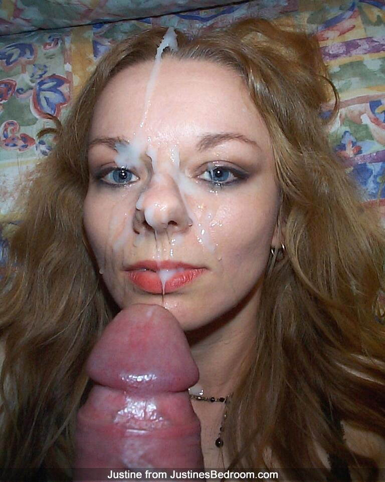 Worlds biggest cum facial