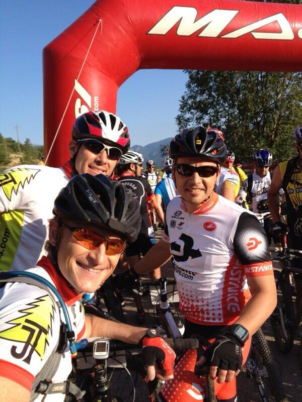 RT @NicoCastells: Avui hem fet La Catllaràs, 46Km amb 1900 D+, molt dura, entorn espectacular !! @lacatllaras #btt #ride  #reptes #fb http://t.co/XwVHQXt0up