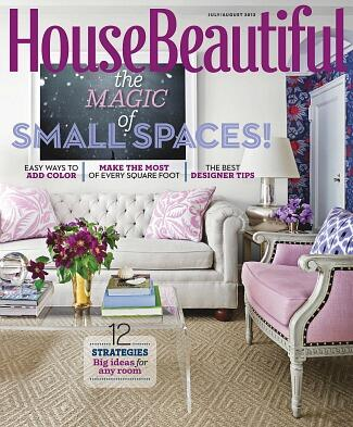 RT @GwynethPaige: Absolutely IN LOVE with the cover of @HouseBeautiful this month. Very inspired by the color combo. http://t.co/AGgsKWvdl1