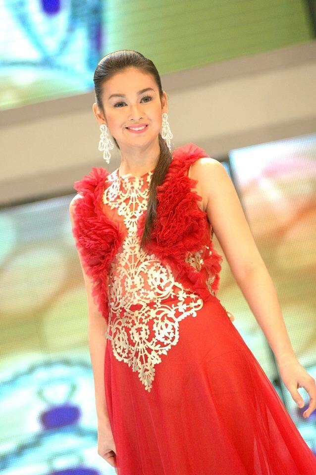 Our Super Sireyna Winner for today is Candidate #2 Shai Iglesias 'Barbie Forteza' ng Dagupan City, Pangasinan http://t.co/1eh5DPTvqD
