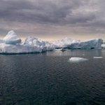 Un iceberg es un glaciar pidiendo auxilio. #SalvaelArtico