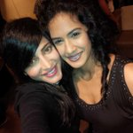 With the lovely and talented sriswara!!! http://t.co/f9X7GcABGf