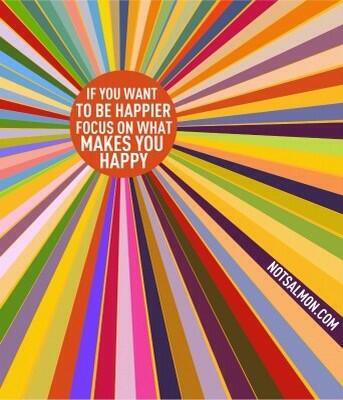 If you want to be #happier, focus on what makes you (and others) happy http://t.co/8qijD2wZG8